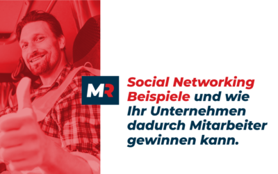 Social Networking Beispiel